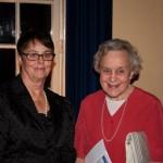 Ann-Marie Wallin och Karin Lindhammar