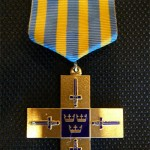 SMKR:s Guldmedalj som tilldelades tilldelades fyra av FFjS medlemmar denna kväll