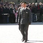 H.M. Konungen, hedersmedlem i FFjS.