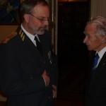Två tidigare Fältjägarchefer i diskussion – Anders Brännström och Sture Fornwall