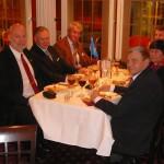 Michael Calmhede, Björn Wallin, Bo Gunnarson, Jan Henrik Bergqvist, Emelie Tonogai och Arne Sjöblom