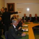 Årsmötesförhandlingar